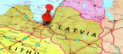 Information on entering Latvia for our international full-time students