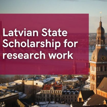 Fellowships for Research
